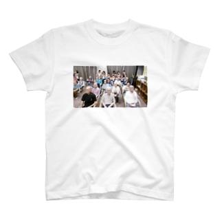 ネットで拾った老人ホーム T-shirts