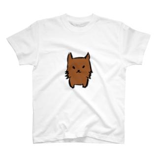 Happyヨーキー T-shirts