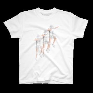 どでかごんのパットマン1 T-shirts