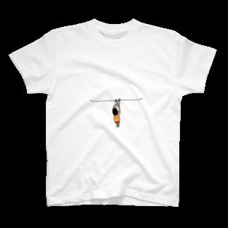 覆面レスラーの日々の見ないでね T-shirts