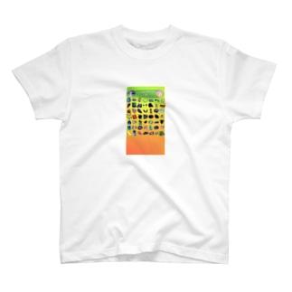 鉱物。 T-shirts