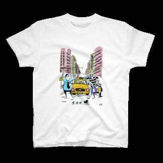 Seto HiroakiのDucks T-shirts