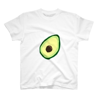 PM商店のアボカド T-shirts