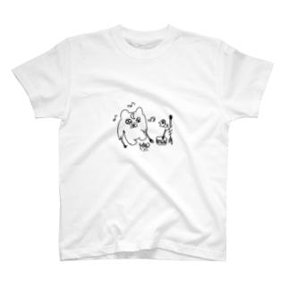 お遊戯会 T-shirts