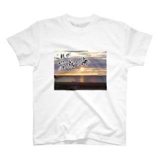 これが岩城の海 T-shirts