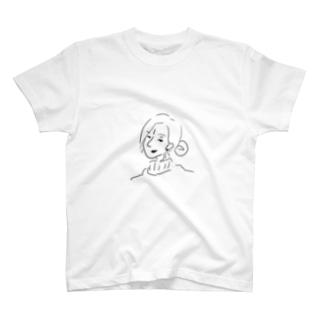 キャリアウーマンになりたくて T-shirts
