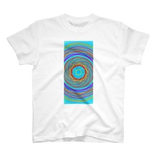 くるくるもよう第1号 T-shirts