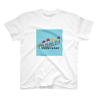 5まっしゅ T-shirts