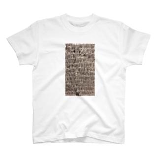ボーン T-shirts