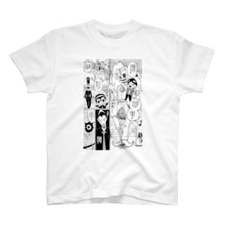 MANGA1 T-shirts