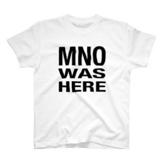 世界のMUNEO(参上版) T-shirts