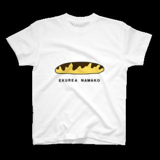 ✳︎トトフィム✳︎のエクレアナマコ・ダブル Tシャツ