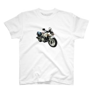 スズキ GSX1100S カタナ T-shirts
