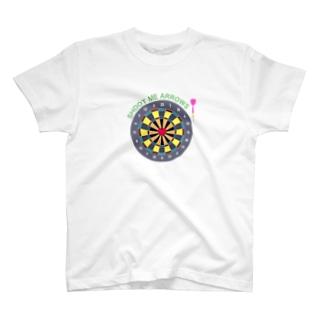 ダーツ T-shirts
