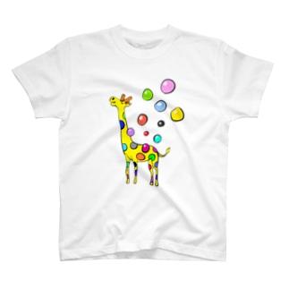 ユメジラフ T-shirts