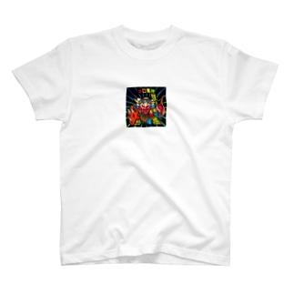 ネロ鬼神 T-shirts