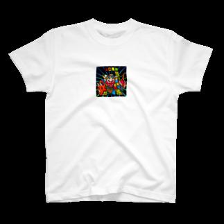 RYUさんのネロ鬼神 T-shirts