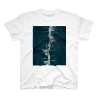 深海からみつけた T-shirts