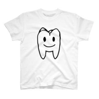 大臼歯くん T-shirts