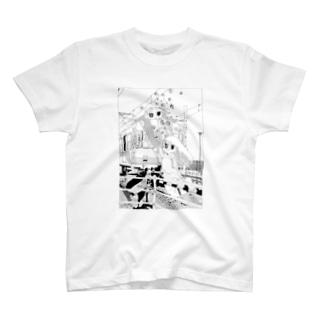 ぼうけん T-shirts