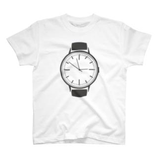 watch 2:58 T-shirts