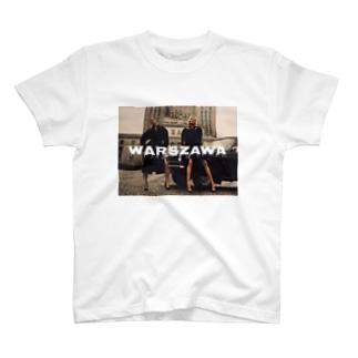 VOGUE warszawa T-shirts
