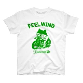 FEEL WIND 〜ドラ猫モータース〜 1 (gr) T-shirts