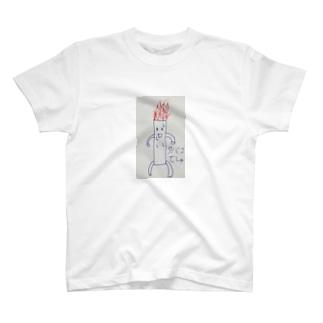 タバコくん T-shirts