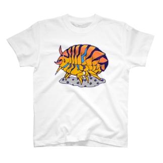 ホムラスベヨコエビ Tシャツ