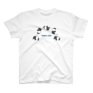バク宙 Tシャツ