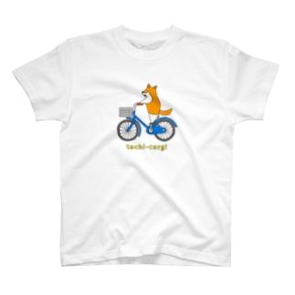 立ちコーギー T-shirts