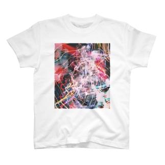 走り続ける T-shirts