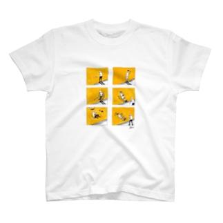 POOLさんとあそぼ T-shirts