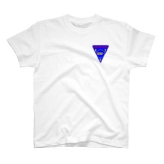 OSOASHSKATERTEAMロゴ T-shirts