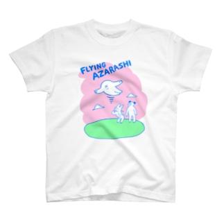 フライング アザラシ Tシャツ