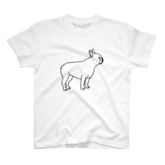 フレブルちゃん!シンプルver. T-shirts