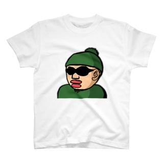 ugazinです T-shirts