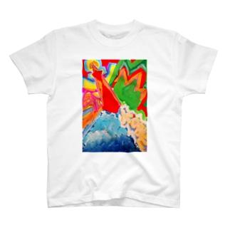 ユニコーンアートKOBE T-shirts