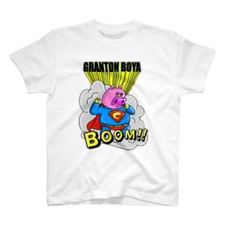 ぐらんトン坊や(アメコミ) T-shirts