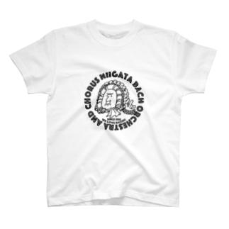 たんざわ騎士の新潟バッハ管弦楽団&合唱団応援2019 T-shirts