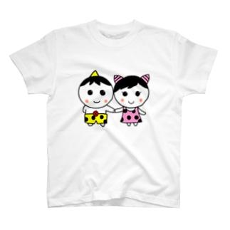 つのっきーとつのっぴー T-shirts