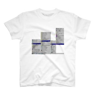 窓98 T-shirts