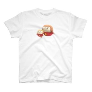 マルとチビ T-shirts