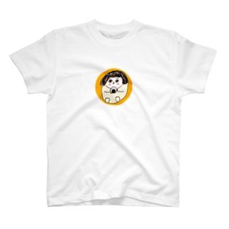 hoisa-hoisaのたまわらし T-shirts
