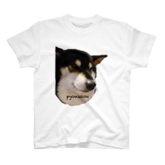 マムシ柴犬 T-shirts