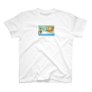 SIPS 釣り T-shirts