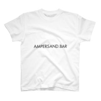オリジナルグッズ by ampersand Tシャツ