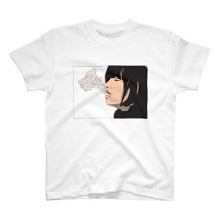 一服しよう T-shirts
