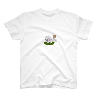暇なの Tシャツ