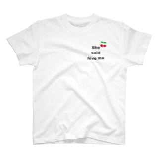 shesaidloveme T-shirts